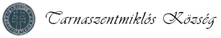 Tarnaszentmiklós Község Logo